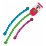 Kong игрушка-аппортировка Safestix из синтетической резины для собак средняя
