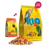 РИО Корм для средних попугаев Основной рацион 1 кг