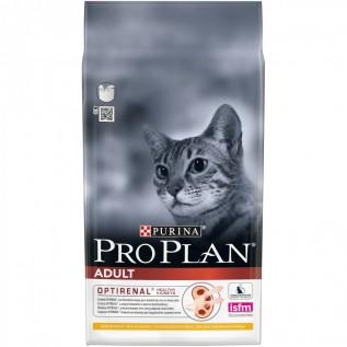 Pro Plan Adult для взрослых кошек с курицей