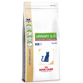 Urinary S/O Olfactory Attraction UOA 32