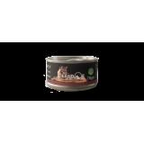LANDOR дополнительное питание для взрослых кошек куриная грудка с уткой 70 гр
