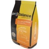 Корм ProBalance   для взрослых собак малых и средних пород 3 кг