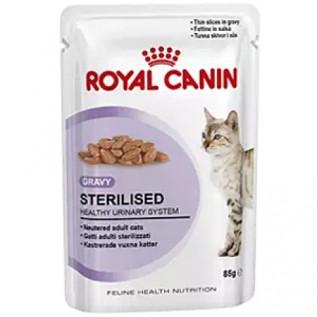 Sterilised (в желе)  85 гр 12 шт