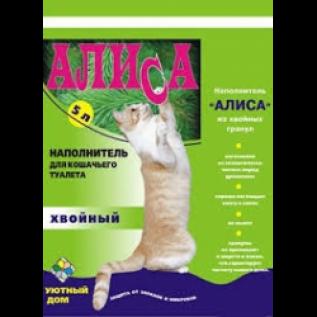 Наполнитель Алиса Хвойный 12,3 л