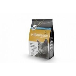 Корм ProBalance  для взрослых кошек с лососем 400 гр