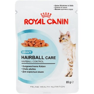 Hairball Care (в соусе) 85 гр 12 шт