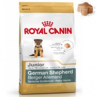 Корм для щенков Немецкой овчарки