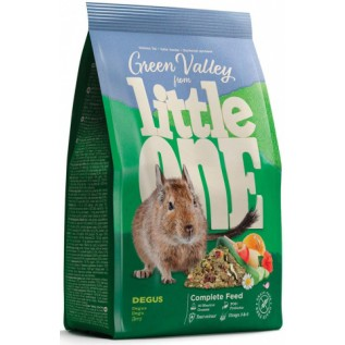 "Little One Корм из разнотравья ""Зеленая долина"" д/дегу, пакет 750"