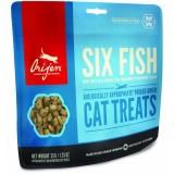Лакомство для кошек с рыбой
