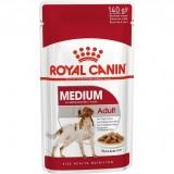 Medium Adult Медиум Эдалт пауч 140г*10 в соусе д/взрос собак средних пород до 7лет