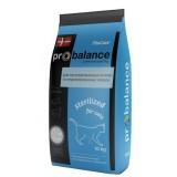 ProBalance Sterilized корм сухой для стерилиз.кошек / кастр. котов 10 кг